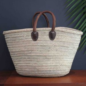 Classic Basket with Short Handles - Medium