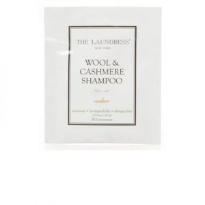 Wool & Cashmere Shampoo Paquette 15ml