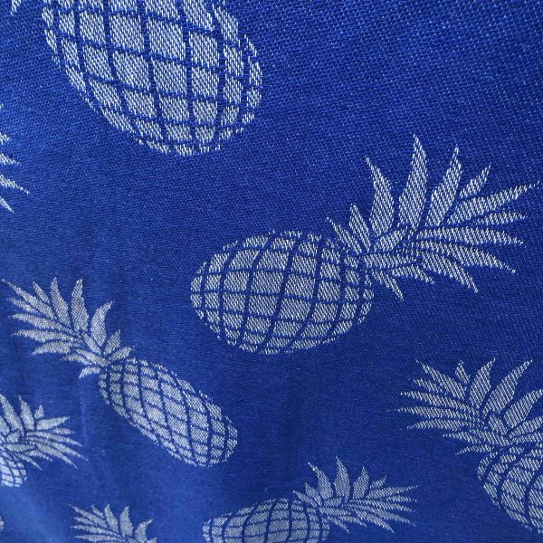 Close-up of Pineapple towel