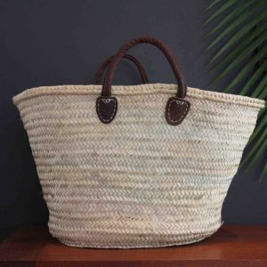 Classic Basket with Short Handles - Large