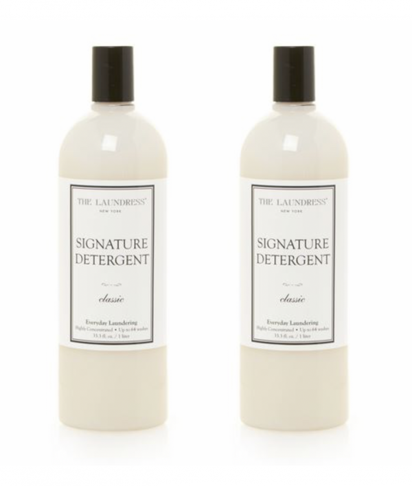 2 Bottles of The Laundress Signature Detergent - 1 litre