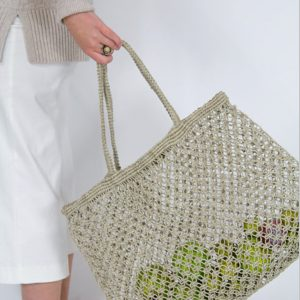 Macrame Shopping Bag